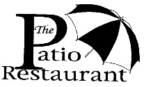 The Patio Restaurant